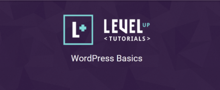 LevelUp Tuts WordPress Tutorial