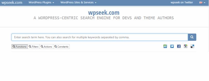 WP Seek